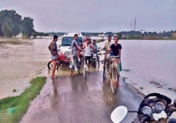 NDRF ने बाढ़ प्रभावित राज्यों में अब तक 11,000 से अधिक लोगों की बचाई जान