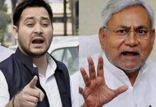 तेजस्वी यादव ने CM नीतीश पर साधा निशाना, कहा- बिहार में है राक्षस राज