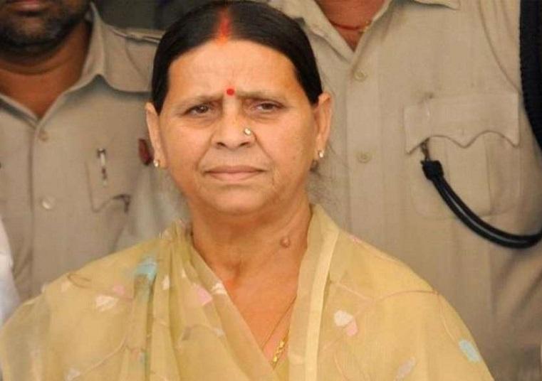 कोरोना संकट में आगे आईं पूर्व CM, बोलीं- विनती कर रहल बानि घरे रहीं, बाहर मत निकलीं