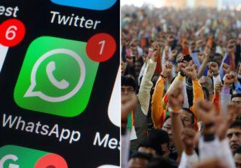 व्हाट्सएप पर PM मोदी की रैली में बम धमाका होने की अफवाह उड़ाने वाला शख्स गिरफ्तार