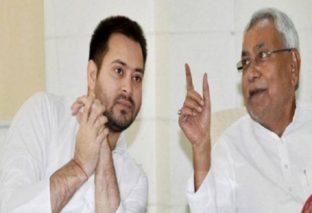 तेजस्वी यादव ने नीतीश कुमार पर कसा तंज, कहा- नीतीश जी की अपनी कोई विचारधारा नहीं