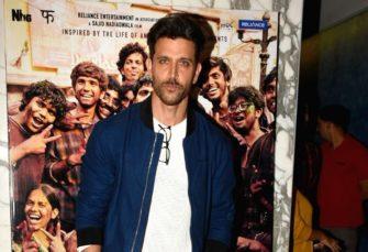 'सुपर 30' अभिनेता ऋतिक रोशन ने बिहार में बाढ़ पीड़ितों के लिए की प्रार्थना, जानें क्या कहा