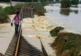 सूबे में अब तक बाढ़ से 13 लोगों की मौत, सीएम नीतीश ने किया हवाई सर्वेक्षण