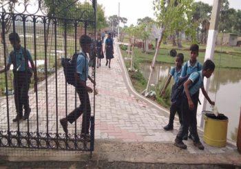 ये है गया का अनोखा स्कूल, छात्रों से फीस की जगह लेता है कचड़ा