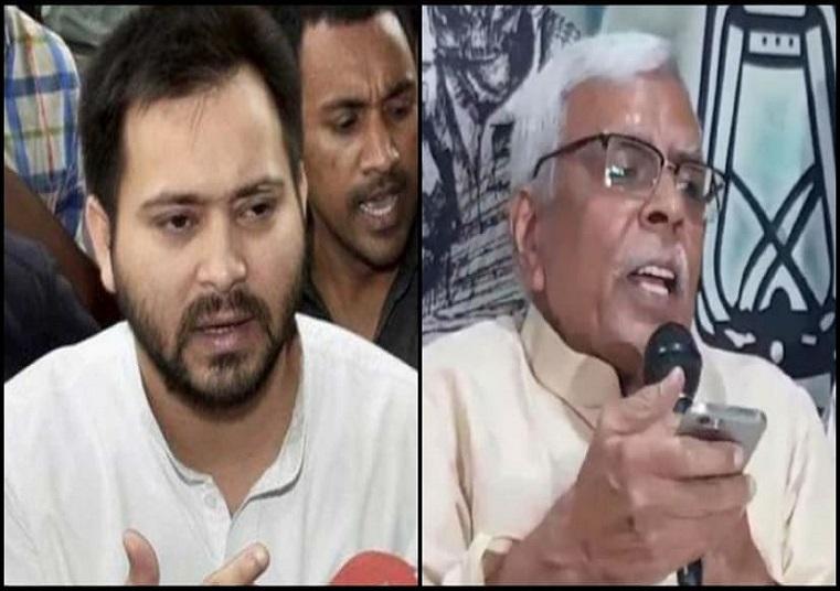 RJD के सदस्यता अभियान में नहीं पहुंचे तेजस्वी यादव, पार्टी के नेताओं ने उठाए सवाल