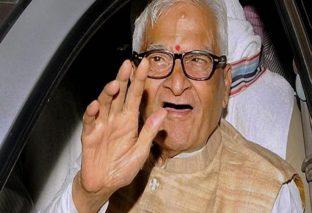 बिहार के पूर्व मुख्यमंत्री जगन्नाथ मिश्रा का 82 वर्ष की आयु में निधन