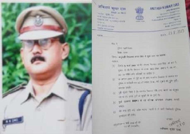 बिहार के पूर्व IPS का अनंत सिंह पर सनसनीखेज खुलासा, DGP से की सुरक्षा की मांग