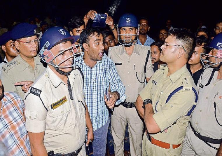 पटना विवि के हॉस्टल छात्रों और स्थानीय लोगों के बीच झड़प में एक दुकानदार की मौत