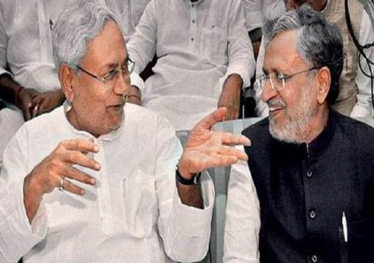 2020 चुनाव को लेकर सुशील मोदी ने CM नीतीश का किया समर्थन, बाद में डीलीट किया ट्वीट