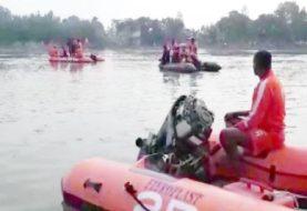 कटिहार में नाव पलटने से बड़ा हादसा, 3 की मौत, 20 से ज्यादा लोग लापता