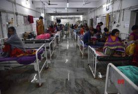 पटना के अस्पतालों में कम पड़े बेड, डेंगू के मरीजों को फर्श पर भी नहीं मिल रही जगह