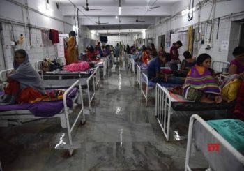 बिहार में डेंगू का कहर जारी, पटना के निजी अस्पतालों में मरीजों की भारी भीड़