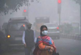 पटना में कम नहीं हो रहा प्रदूषण, सांस लेना हुआ मुश्किल