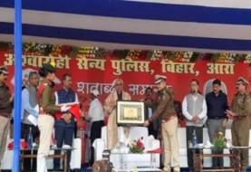 बिहार पुलिस से सीएम नीतीश ने की अपील, कहा-अधिकारी तत्परता के साथ करें आम जनता की सेवा