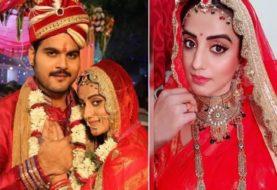 भोजपुरी एक्ट्रेस अक्षरा सिंह ने रचाई शादाी? जानिए शादी का पूरा सच