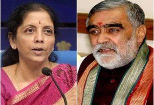 वित्त मंत्री निर्मला सीतारमण के बाद अश्विनी चौबे ने प्याज पर दिया विवादित बयान