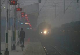 रेल ट्रैफिक पर धुंध के असर को कम करने के लिए पूर्व मध्य रेलवे ने उठाई बड़ी कदम