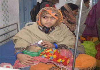 सीतामढ़ी: फिर सामने आई अस्पताल की लापरवाही, इलाज के अभाव में गई 4 माह की मासूम की जान