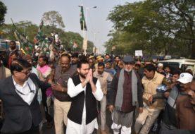 बिहार में 'यात्रा राजनीति' कन्हैया, चिराग के बाद अब तेजस्वी यादव की यात्रा