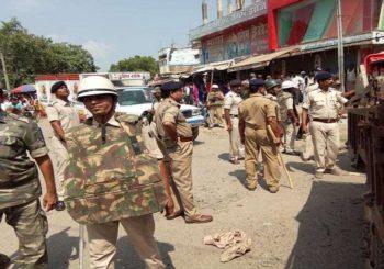 बिहार में पुलिस पर भारी भीड़, अलग-अलग जिलों में आक्रोशित लोगों ने किया हमला, कई पुलिसकर्मी घायल