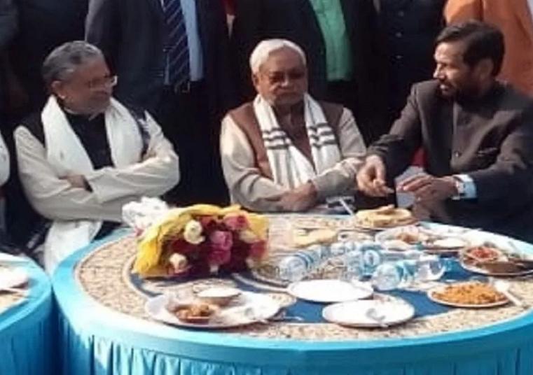 15 जनवरी को चूड़ा-दही का भोज आयोजित करेगी JDU, राजनीति के दिग्गजों का होगा जुटान