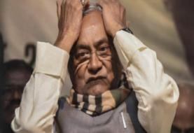 BJP के इस नेता ने CM नीतीश को बताया 'थका चेहरा', भड़की JDU