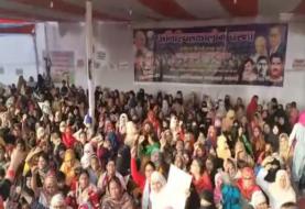 शाहीन बाग की तर्ज पर बिहार में भी धरने पर बैठी महिलाएं, कई जिलों में हो रहा विरोध प्रदर्शन