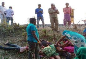 समस्तीपुर में बैलगाड़ी से टकराई ट्रेन, 5 लोगों की मौत, 2 घायल