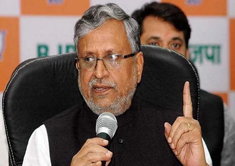राजद ने BJP को बताया महिला विरोधी,  सुशील मोदी ने कहा- RJD पहले अपना घर देखे