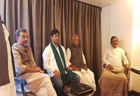 शरद यादव की अगुवाई में महागठबंधन की बैठक, बिहार की राजनीति में हो सकता है बड़ा उलट फेर
