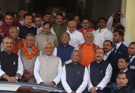 CM नीतीश को कोरोना का खौफ, राज्यसभा के नामांकन में मीडिया की एंट्री को किया बैन